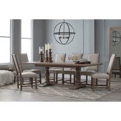 belham living 7 piece kennedy dining table set dining thomasville impressions quot trafalgar quot diningroom table amp 8