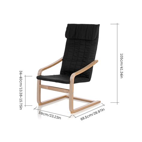 wooden reclining chair wooden reclining bentwood chair solid birch wood lounge