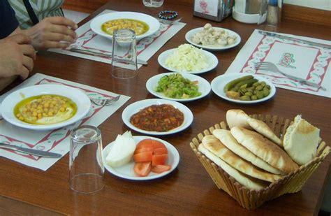 il cibo e la cucina cucina israeliana