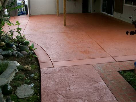 cost of paving backyard concrete patio estimate home design ideas and pictures