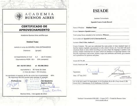 academic transcript template transcripts argentina study program sol education abroad