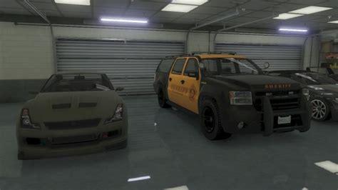 Auto Versicherung Gta 5 by Polizei Suv Behalten