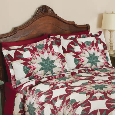Patchwork Pillow Shams - patchwork pillow sham from collections etc