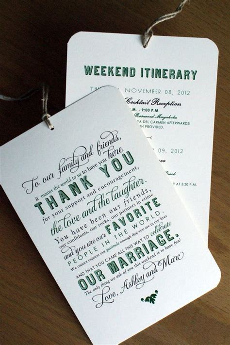 wedding welcome bag itinerary template best 25 wedding welcome bags ideas on welcome