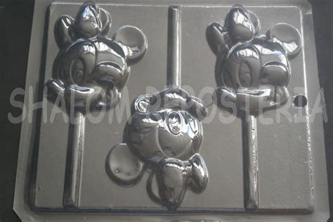moldes para paletas de chocolate en los angeles molde paletas chocolate minnie mouse cara bebe baby