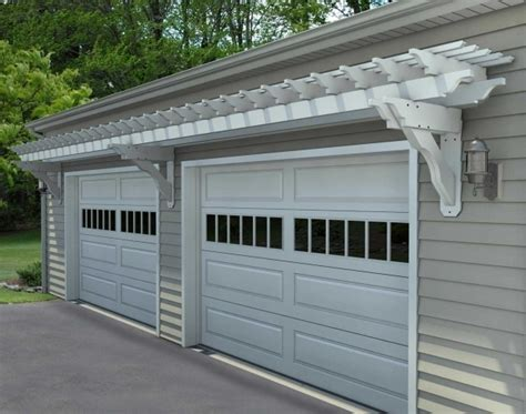 pergola over garage door kits pergola gazebo ideas