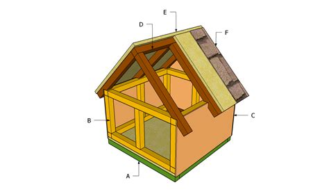 plans to build a house plans for insulated cat house furnitureplans