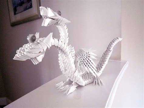3 Headed Origami - origami headed by lyricadreams on deviantart