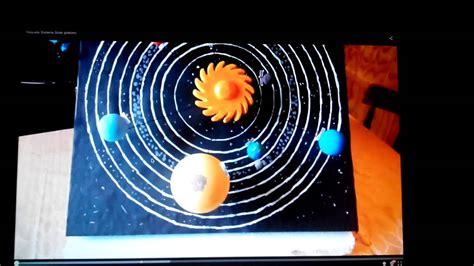 el universo en una 8408131281 maqueta del universo youtube