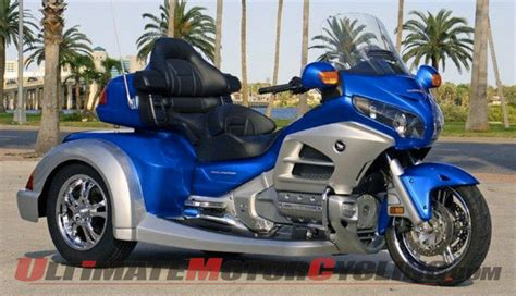 Honda Trike Motorcycles For Sale Review About Motors Roadsmith Releases Hts1800 Gold Wing Trike Conversion