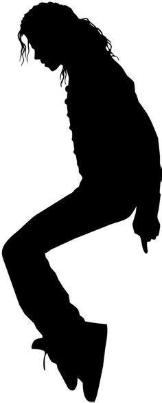 die  besten bilder von michael jackson silhouette