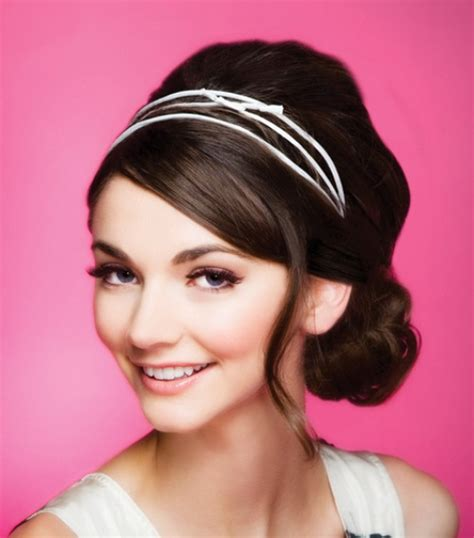 20s hairstyles with headband 20 pretty hairstyles with headbands