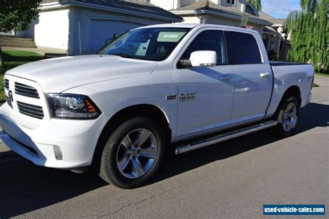 2014 dodge ram 1500 for sale in canada