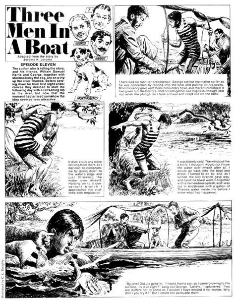 Bear Alley: Three Men in a Boat part 11