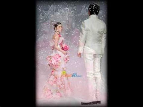 goo hye sun dress in wedding gowns goo hye sun wedding show youtube