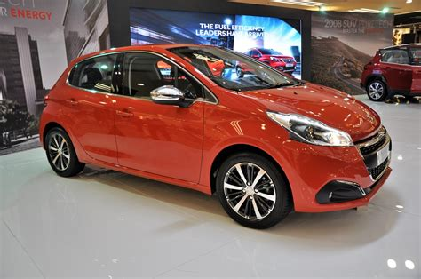 peugeot malaysia peugeot 208 and 2008 with puretech engines launched