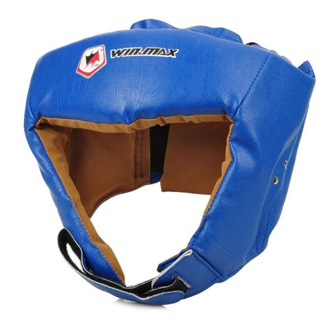 Boxing Equipment Win Max padded boxing helmet mma protector sparring