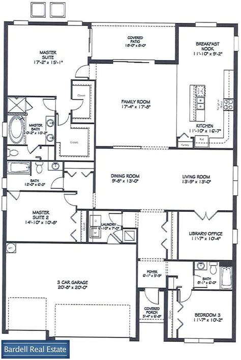 lennar at chionsgate orlando florida - Veranda Floor Plan