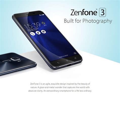 Hp Zenfone 3 4g Ze552kl 64gb Ram 4gb 5 5 In Garansi Resmi White asus zenfone 3 ze552kl 4gb 64gb smartphone blue