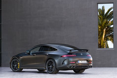4 Door Coupe by 2018 Geneva Motor Show Mercedes Amg Gt 4 Door Coupe
