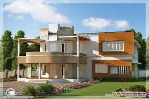 home builder design floor plan and elevation of unique trendy house kerala