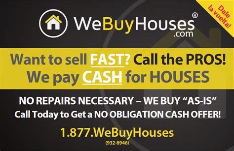 we buy houses marketing bilingual marketing english spanish we buy houses 174 marketing portal