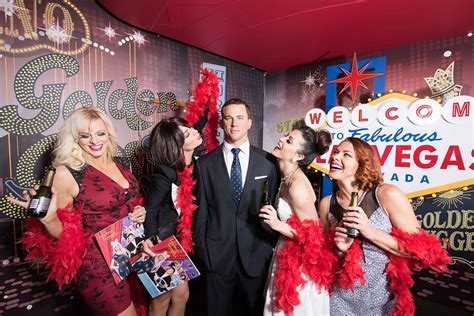 Madame Tussauds Hangover Grand Experience Reception and
