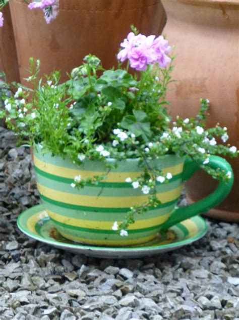 teacup planter the practical and the beautiful tea with kate inspiration for tea and living page 2