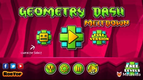 download full version geometry dash meltdown download geometry dash meltdown for pc geometry dash