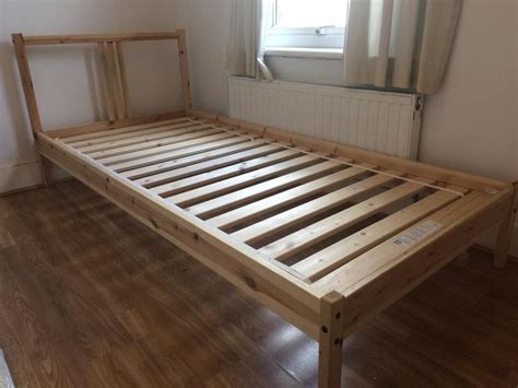 two fjellse beds make a living room ikea hackers ikea ikea sultan single bed base in buy sale and trade ads