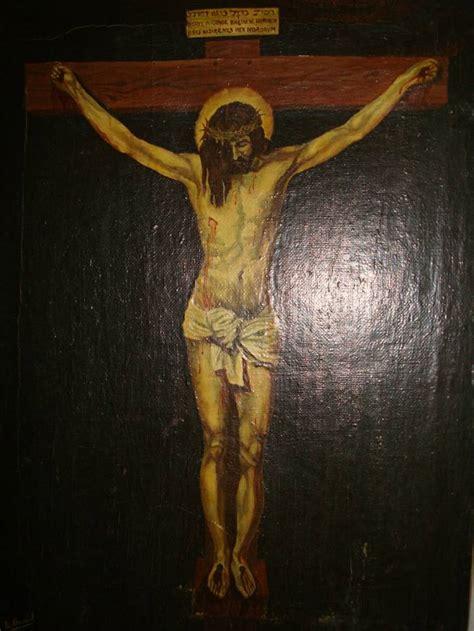 imagenes de jesucristo al oleo reproducci 243 n de el cristo de vel 225 zquez cristina marcos
