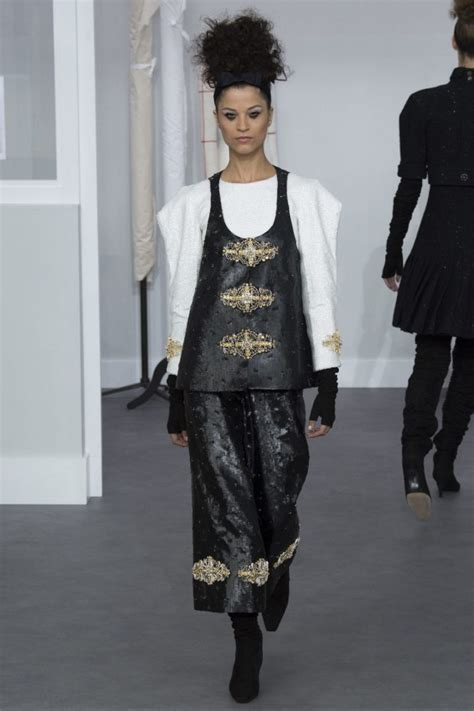 Haute Style Jump For Tones by Chanel Haute Couture Style Canadian Fashion And