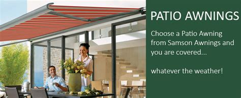 patio awnings uk patio awnings for home garden uk