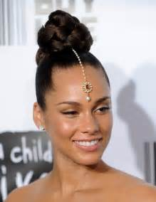 black american hair style on a circle to school african american hairstyles trends and ideas cute bun