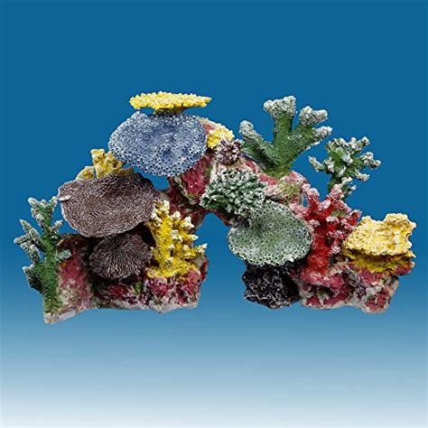 Artificial Coral Reef Aquarium Decorations by Instant Reef R045 Artificial Coral Reef Aquarium Decor