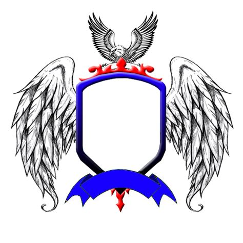 membuat logo organisasi lambang sayap keren clipart best