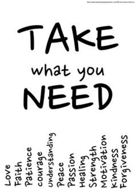 take what you need template printable version of take what you need print then cut