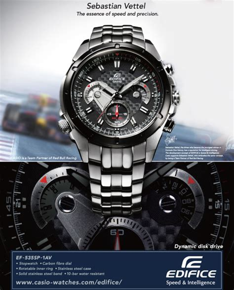 Jam Tangan Casio Edifice Ef 336d 1av Original edifice dynamic disk drive series
