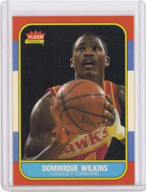 86 87 fleer basketball card template photoshop rdleifriaf s dominique wilkins card collection base