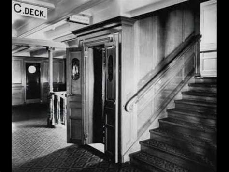 Titanic First Class Dining Room rms olympic second class youtube