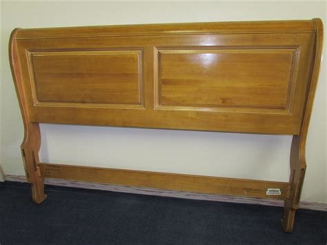 ethan allen queen beds lot detail high quality ethan allen queen size sleigh bed