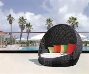 daybeds patio furniture home decor homes:  outdoor furniture is made with a waterproof material that is wove