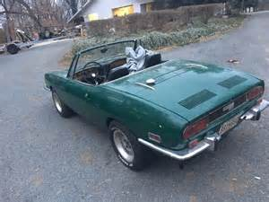 Fiat Spider 850 For Sale 1970 Fiat 850 Spider For Sale