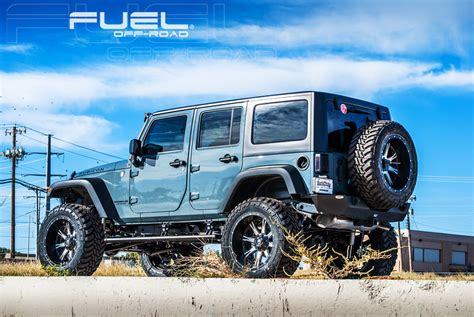 Jeeps On Gas 2014 Jeep Rubicon Wheel Size Autos Post