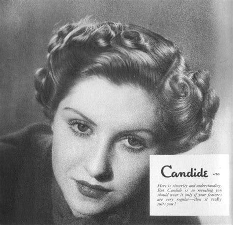 hair of the origin dunn hair presents the history of hair hair candide advertising