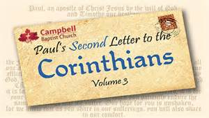 paul s second letter to the corinthians vol 3 campbell