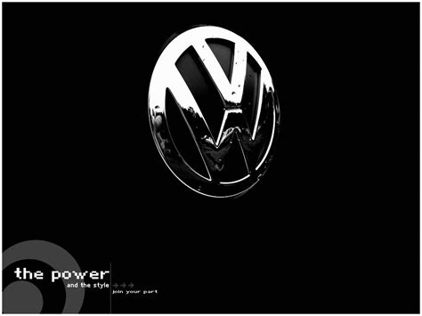 volkswagen logo wallpaper hd vw hd wallpaper wallpapersafari