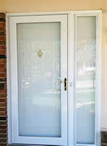 Anderson Awnings Replacement Storm Doors In St Louis Pro Via Storm Doors