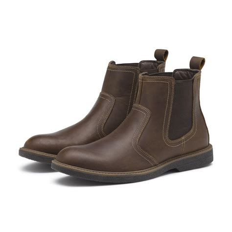 bass boots for lyst g h bass co terrence boot in brown for