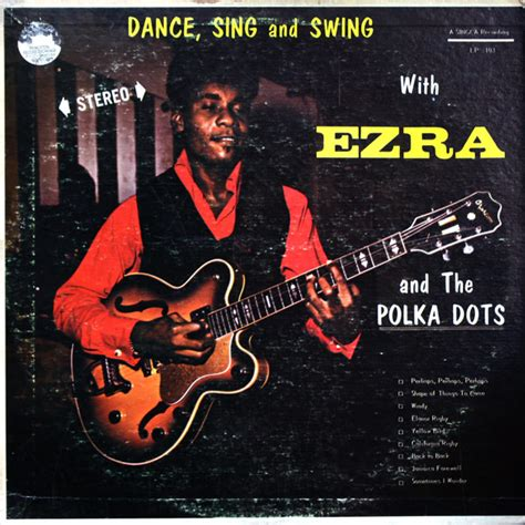 sing and swing ezra the polka dots dance sing swing with lp